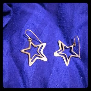 Silpada Wish Upon A Star retired earrings w1403